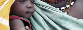 In South Sudan nets can keep vulnerable babies safe from malaria